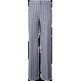 lence59 - DEREK LAM Wide Leg Trouser - Capri & Cropped -