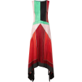 vespagirl - DIANE VON FURSTENBERG Asymmetric color-b - Dresses - $700.00