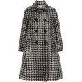 HalfMoonRun - DICE KAYEK houndstooth coat - Jacket - coats -