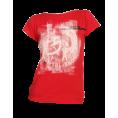 DIESEL - DIESEL kratka majica - T-shirts - 210.00€  ~ $278.10