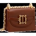Georgine Dagher - DIORDIRECTION LAMBSKIN BAG - Clutch bags -