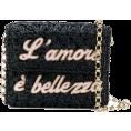 Marina71100 - DOLCE & GABBANA сумка на плечо 'L'amore  - Hand bag -