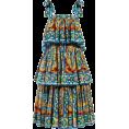 beautifulplace - DOLCE & GABBANA  Majolica-print tiered c - Dresses -