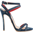 neverorever  - DSQUARED2 Denim Sandals - Sandals -