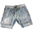 HalfMoonRun - DSQUARED2 denim bermuda - Брюки - короткие -