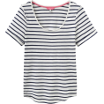 lence59 - Daily Stripe Jersey Ladies T-Shirt - T-shirts - £16.96  ~ $22.32