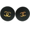 Danijela ♥´´¯`•.¸¸.Ƹ̴Ӂ̴Ʒ - Chanel - Earrings -
