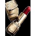 Danijela ♥´´¯`•.¸¸.Ƹ̴Ӂ̴Ʒ - Guerlain red lipstick - Cosmetics -