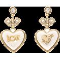 Danijela ♥´´¯`•.¸¸.Ƹ̴Ӂ̴Ʒ - Earrings - Earrings -