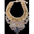 Lady Di ♕  - Dannijo necklace - Necklaces -