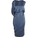 sandra  - DayBirger Et Mikkleson Draped Silk dress - Dresses -