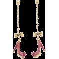 Lady Di ♕  - B.Johnson naušnice - Earrings -