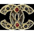 Lady Di ♕  - Chanel Brooch - Jewelry -