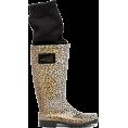 Lady Di ♕  - D&G Boots - Botas -
