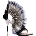 Lady Di ♕  - Diego Dolcini Sandals - Sandals -