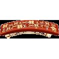 Lady Di ♕  - L.Vuitton hair clip - Accessori -