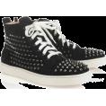 Lady Di ♕  - Louboutin tenisice - Sneakers -