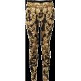 Lady Di ♕  - McQ tajice - Leggings -