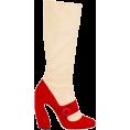 Lady Di ♕  - Prada - Boots -