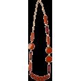 Lady Di ♕  - S.Rykiel Necklace - Necklaces -