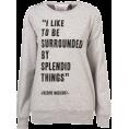 Lady Di ♕  - Topshop  - Long sleeves t-shirts -