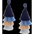 ValeriaM - Deepa Gurnani Tassel earrings - Earrings -