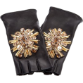 Denise  - Alexander McQueen Leather  - Перчатки -