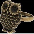 Denise  - Owl - Rings -