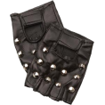 Denise  - Studded Gloves - Gloves -