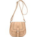 svijetlana2 - Designer Crossbody Faux Leather Messenge - Hand bag - $29.99