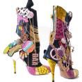 thenycbaglady - Designers against AIDS - Boots -