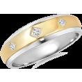 Angara Inc.  - Diamond Men's Wedding Band - Rings - $1,099.00