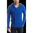 DIESEL Cardigan -  Diesel Men's K-Air Sweater Blue