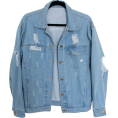 Evan James - Distress Denim (Margo) - Jacket - coats -