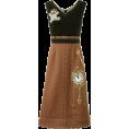 sandra  - Dolce & Gabbana Wonderland patch dress - Kleider -