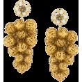 asia12 - Dolce & Gabbana - Earrings -