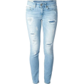 thenycbaglady - Dondup Skinny Jeans With Distressed Effe - Jeans -