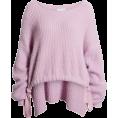 beautifulplace - Drawstring Hem Sweater J.O.A. - Pullovers -