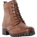 MoonStone - Dune Persia Brogue Detail Leat - Boots -