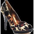 Nikolina Dzo - Leopard Print - Shoes -