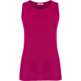 lence59 - EGREY sleeveless knit blouse - Tanks -