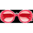 lence59 - ELIE SAAB round-frame sunglasses - Sunglasses -