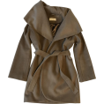 HalfMoonRun - ELIE TAHARI coat - Jacket - coats -