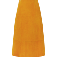 vopiso - ELIZABETH AND JAMES Suede midi skirt - Skirts - £597.00  ~ $785.52