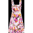 vespagirl - EMILIO PUCCI Printed cotton jacquard dre - Dresses - $1,595.00