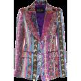 beautifulplace - ETRO Striped Jacket - Jacket - coats -