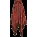 HalfMoonRun - ETRO jacquard skirt - Krila -