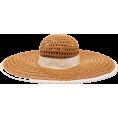 HalfMoonRun - EUGENIA KIM straw sunhat - Hat -