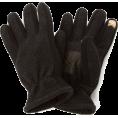 Amazon.com - Echo Design Men's Boiled Wool Echo Touch Glove Black - Gloves - $22.17