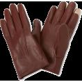 Amazon.com - Echo Design Men's Sheepskin Echo Touch Glove Brown - Gloves - $31.97